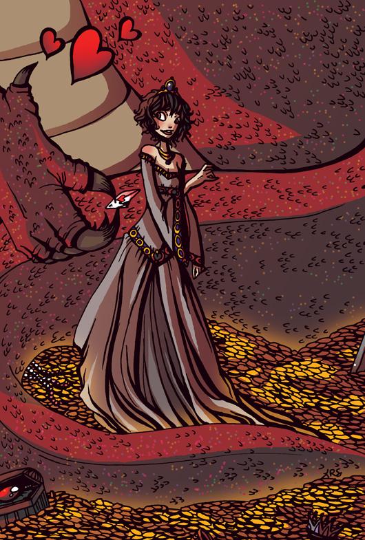 Dragon Valentine